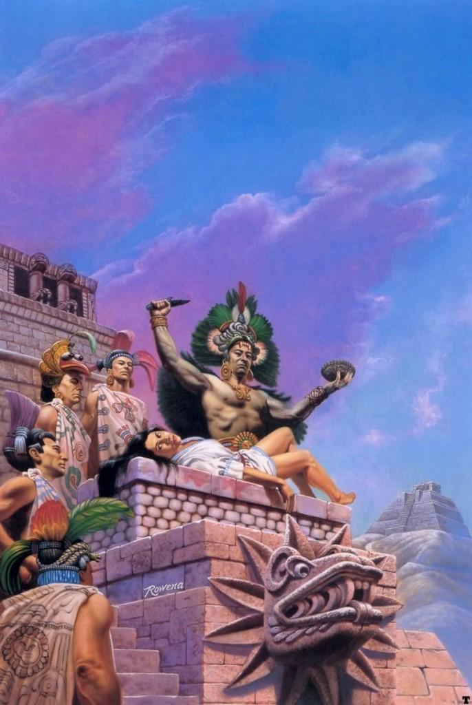 Mayan Sacrifice Temple | www.pixshark.com - Images ...